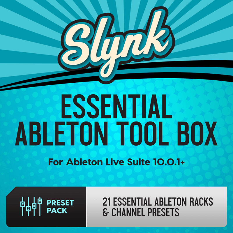 Free Ableton Effect Racks